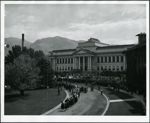 Commencement Circa 1940-49 (4)