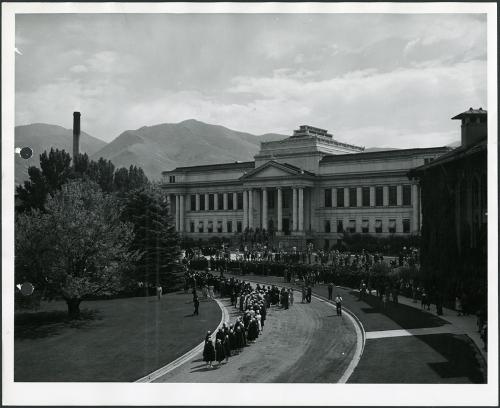 Commencement Circa 1940-49 (4)