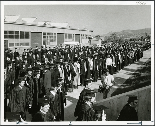 Commencement circa 1970-79
