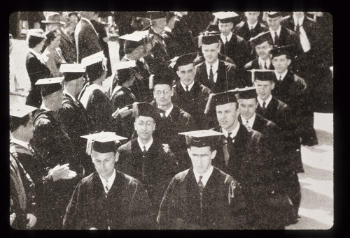 Commencement circa 1970-79 (2)