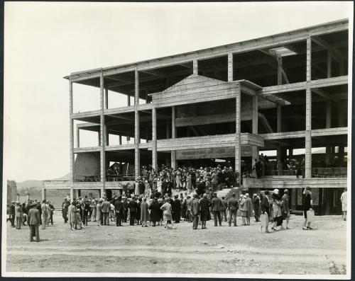 Commencement June 1929 (2)