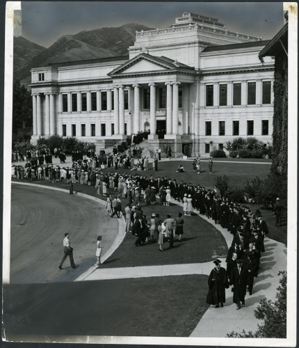 Commencement June 1940