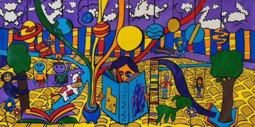 Murals McMillian