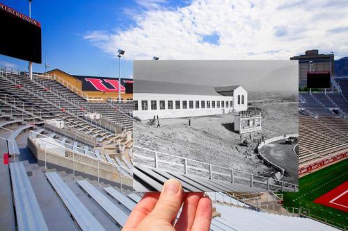 Stadium and Field House